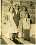Mom, Grandpa Gilbert, Nanny Ethyle and Uncle Marc