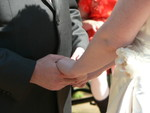 Highlight for Album: Angela and Chris get MARRIED!