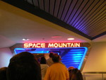 Space Mountain!
