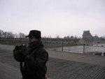 Arty Jim on the Seine