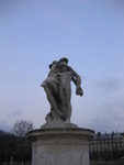 Sculpture in the Tuileries